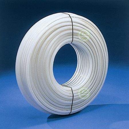 Труба Uponor Pex 40 из сшитого полиэтилена в прямых отрезках